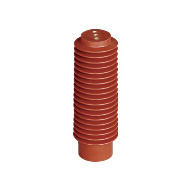 Aislador de soporte de alto voltaje DOWE 40.5KV Aislador de barra colectora de resina epoxi para gabinete