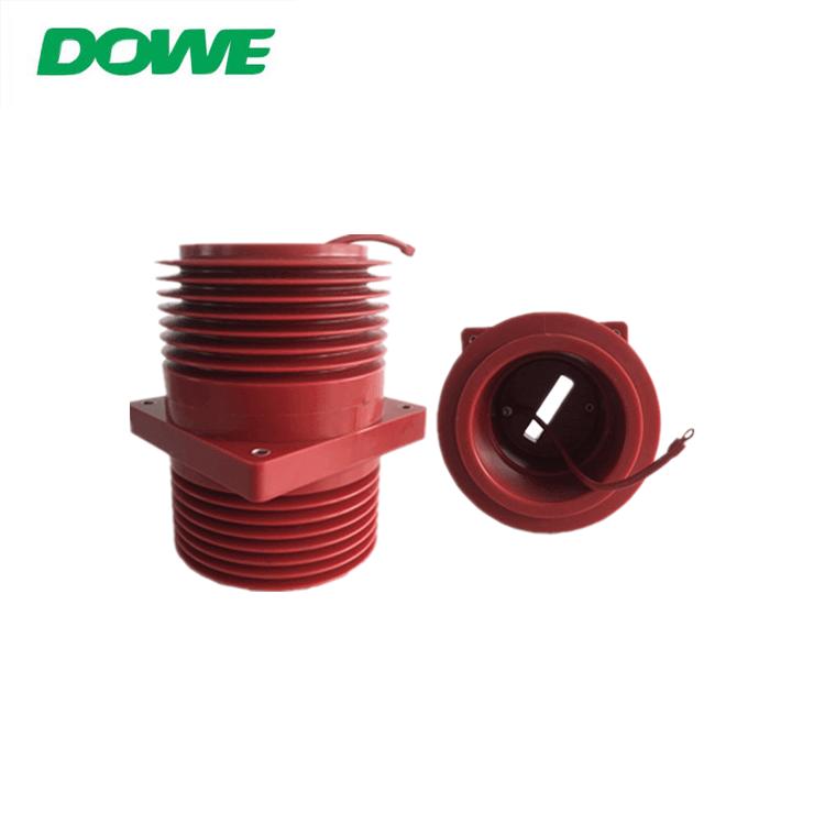 Yueqing DOWE TG4-24Q / 190x190x330 Buje de resina epoxi Barra de distribución eléctrica