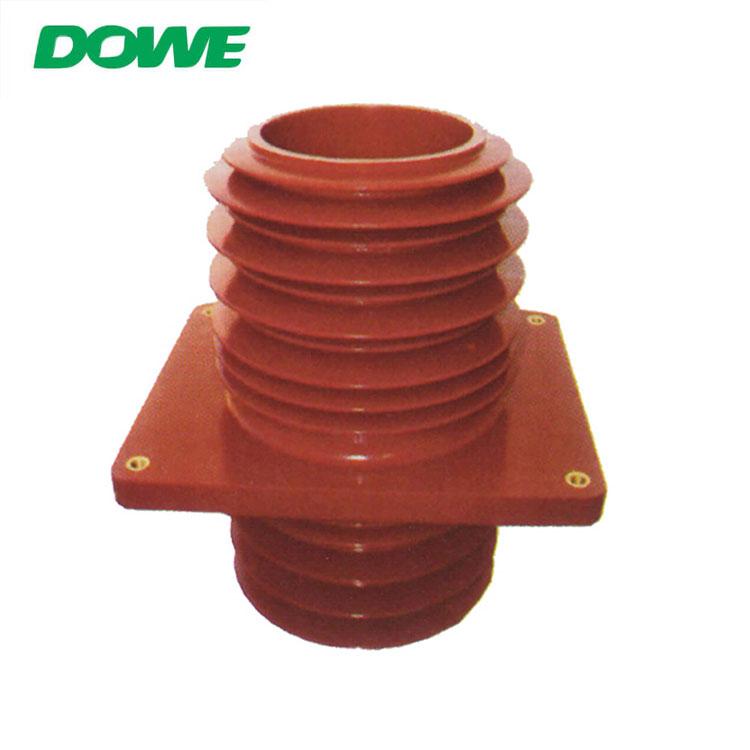 Tecnología APG del casquillo de la pared del aislamiento de la resina epoxi del buje de alto voltaje de 35KV para el tablero de distribución