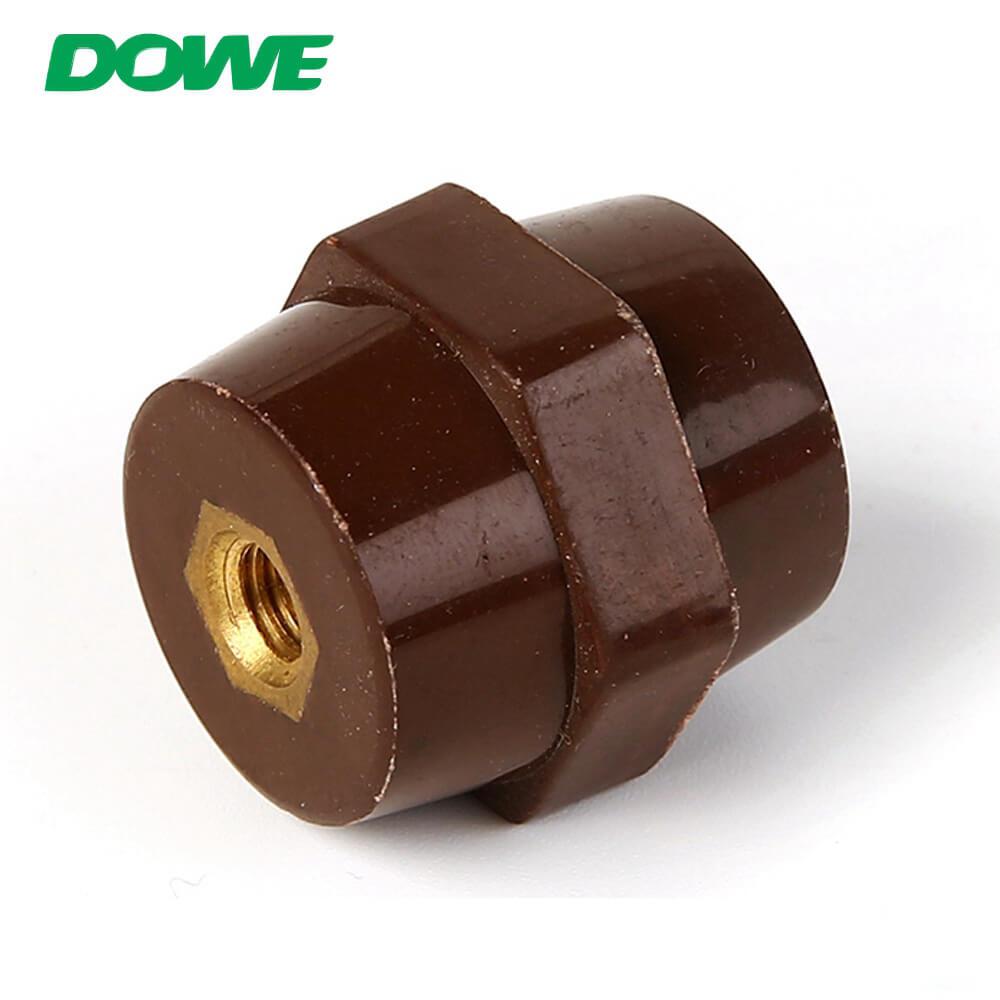 Aisladores Aisladores eléctricos Separadores de barras colectoras de resina epoxi SEP3030 Fabricante de aisladores