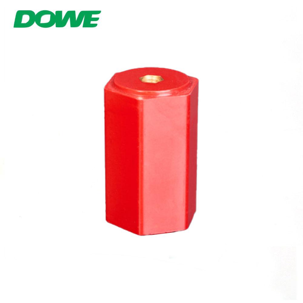 Aislador hexagonal completo de la serie EN de alta calidad DOWE EN25 EN30 EN32 EN40 EN80 EN100 EN110 EN120