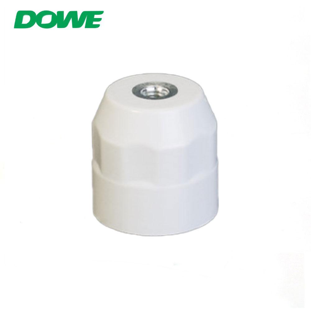 Aislador de bajo voltaje del mercado europeo GE4035 Aislador de barra colectora gris para separador de barra colectora de caja de distribución