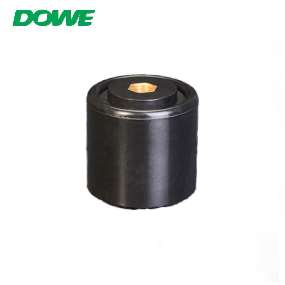 Aislador de polímero de barra colectora de bajo voltaje cilíndrico SE50X50 de YUEQING DOWE